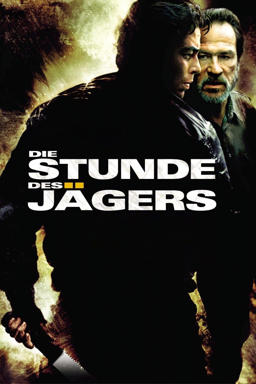 """Plakat von """"Die Stunde des Jägers"""""""
