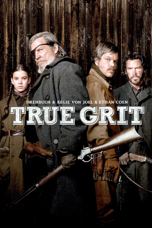 """Plakat von """"True Grit"""""""