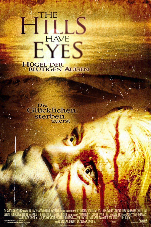 """Plakat von """"The Hills Have Eyes - Hügel der blutigen Augen"""""""