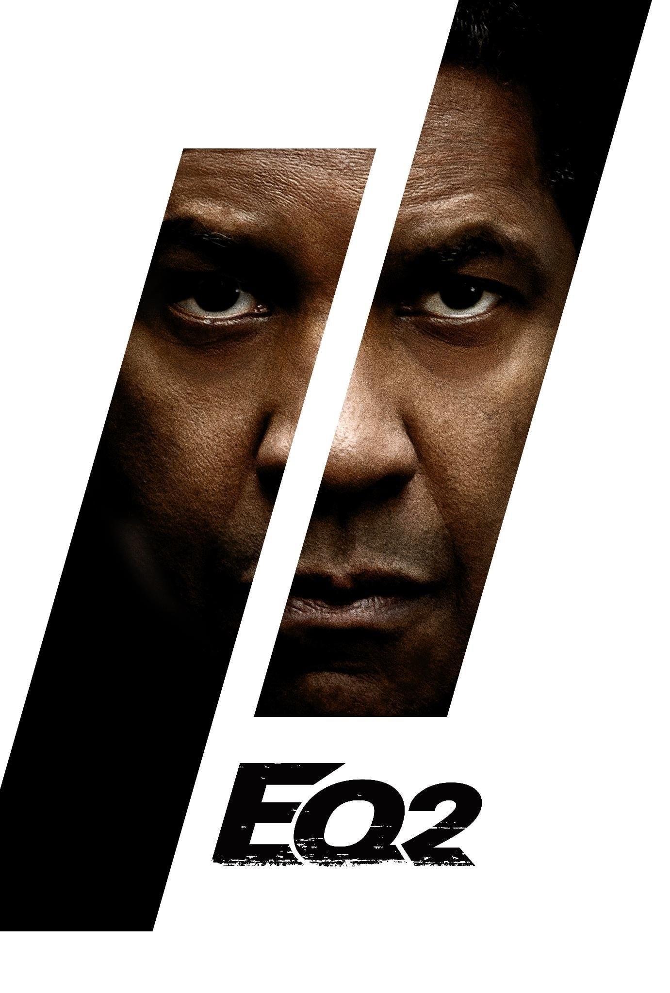 """Plakat von """"The Equalizer 2"""""""