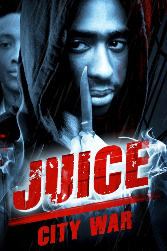 "Plakat von ""Juice - City War"""
