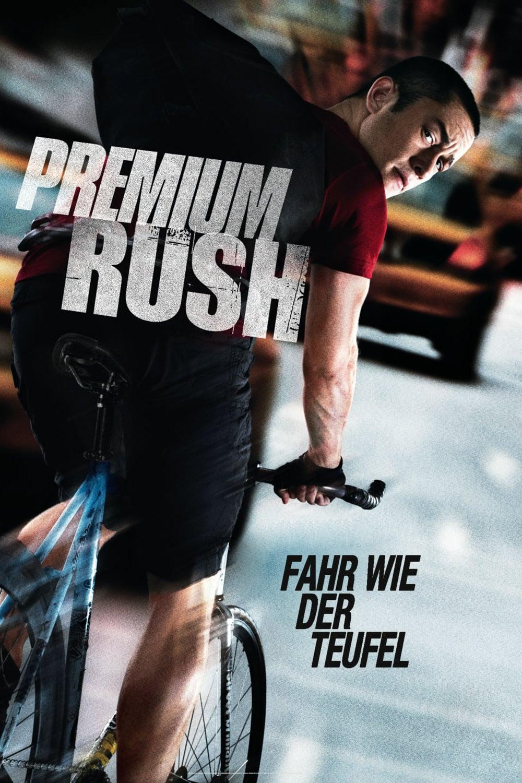 """Plakat von """"Premium Rush"""""""