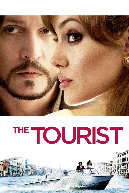 """Plakat von """"The Tourist"""""""