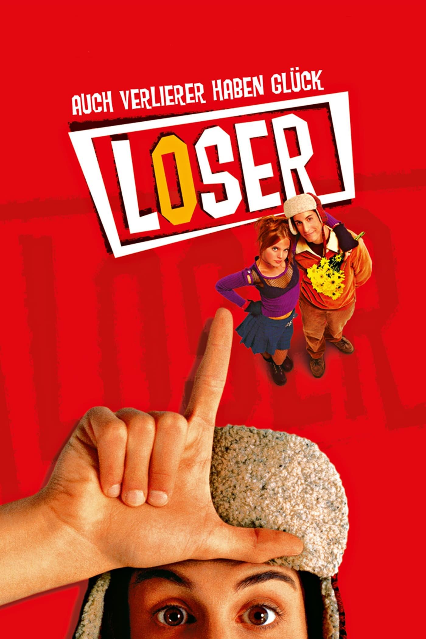 """Plakat von """"Loser - Auch Verlierer haben Glück"""""""
