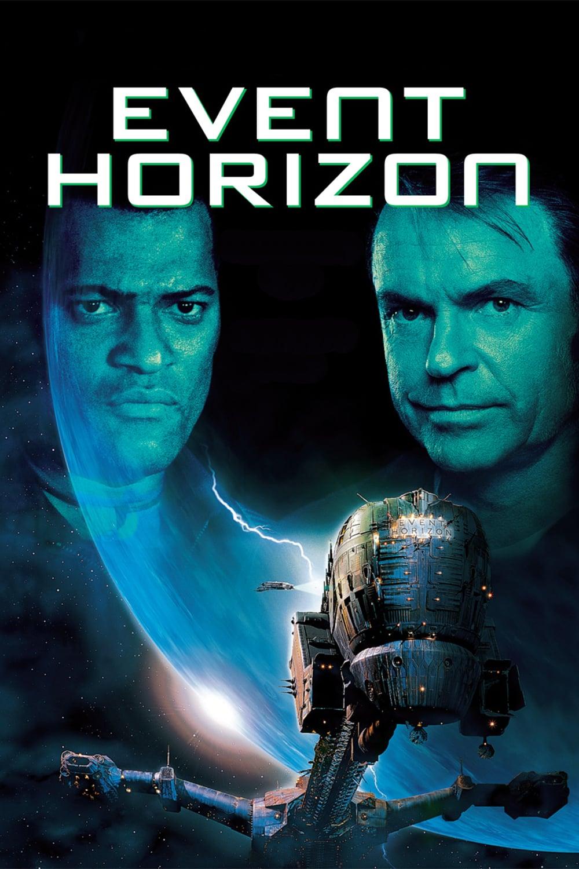 "Plakat von ""Event Horizon - Am Rande des Universums"""