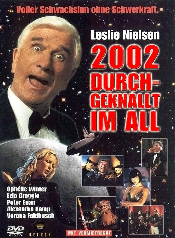 """Plakat von """"2002 - Durchgeknallt im All"""""""