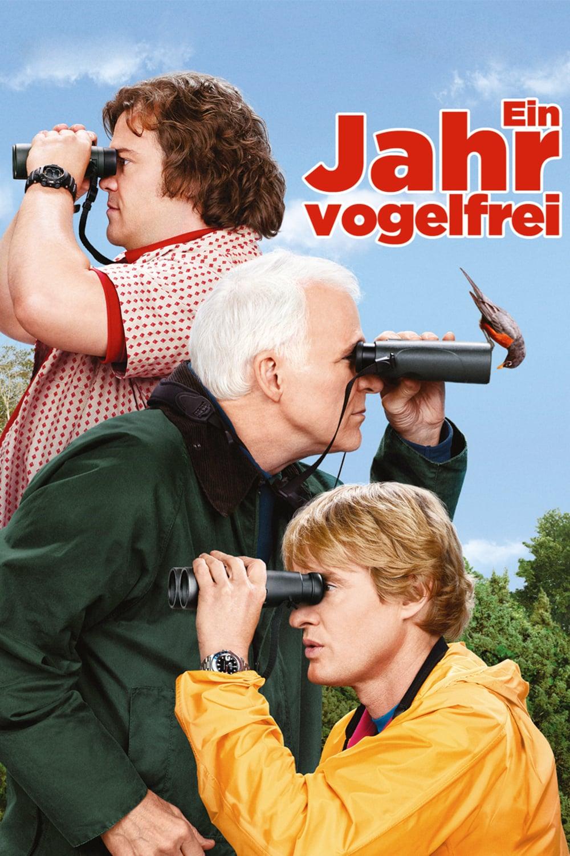 """Plakat von """"Ein Jahr vogelfrei!"""""""