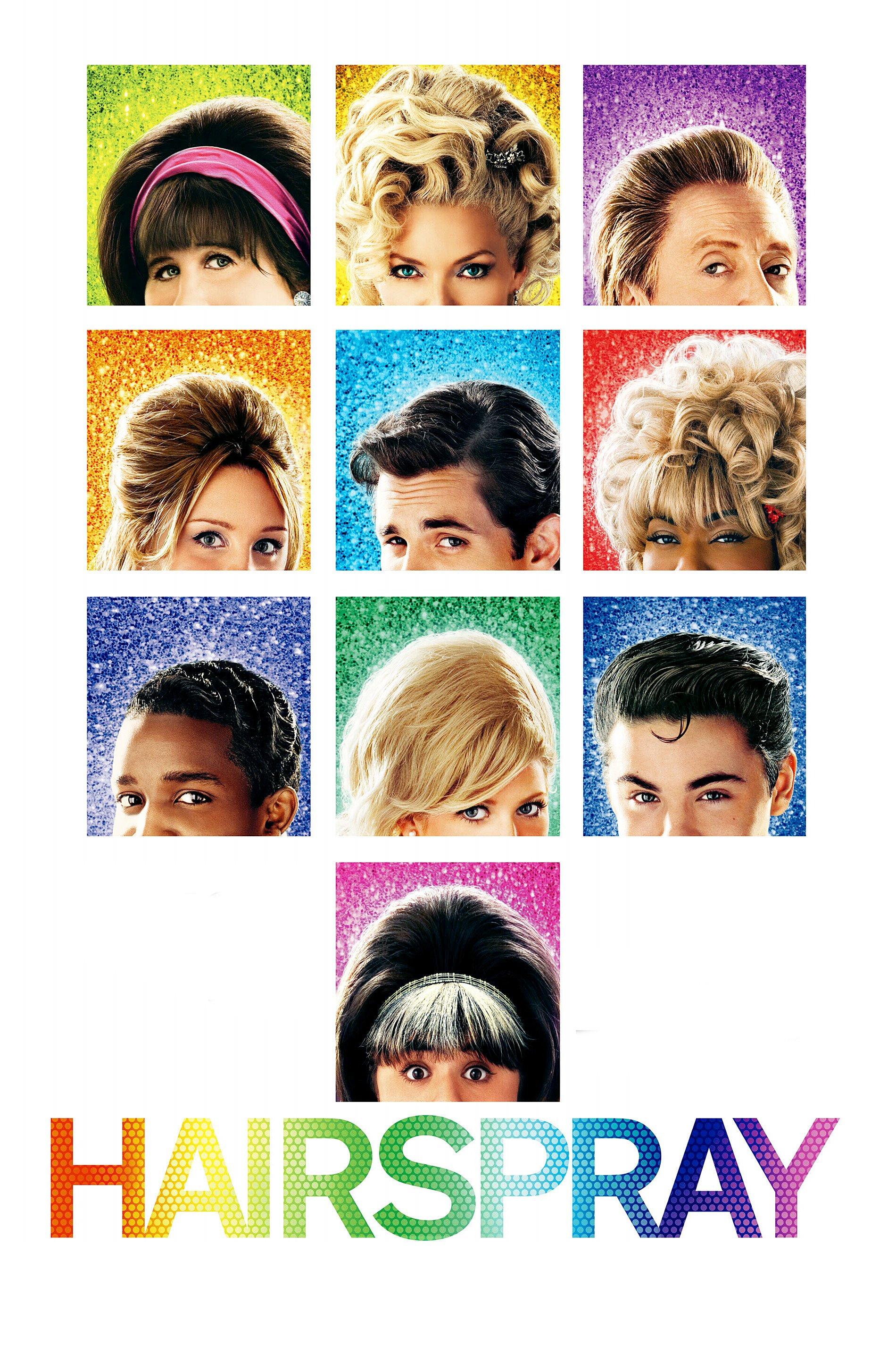 """Plakat von """"Hairspray"""""""