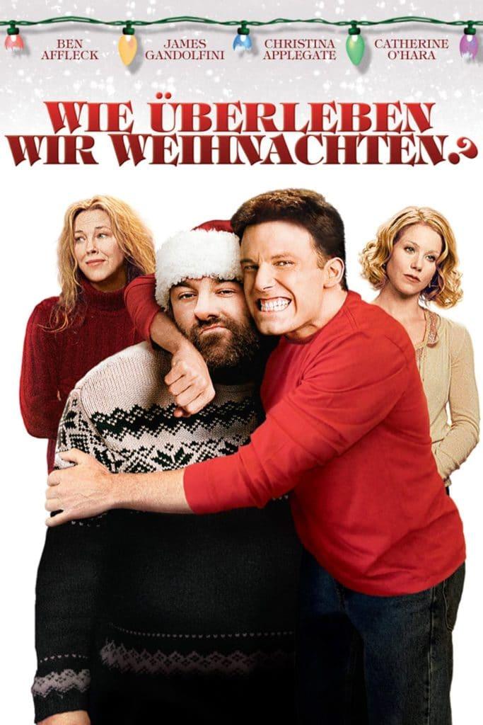 """Plakat von """"Wie überleben wir Weihnachten?"""""""