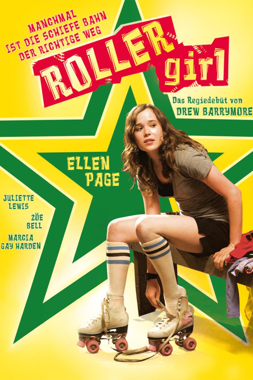 """Plakat von """"Roller Girl"""""""
