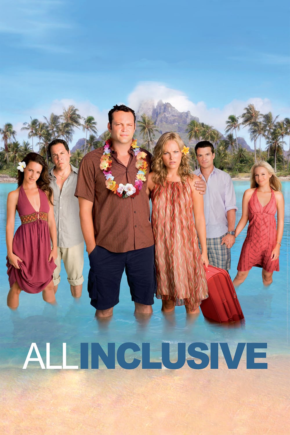"Plakat von ""All Inclusive"""