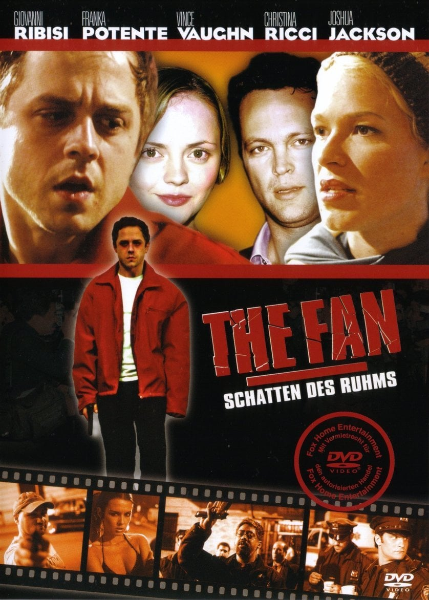 """Plakat von """"The Fan - Schatten des Ruhms"""""""