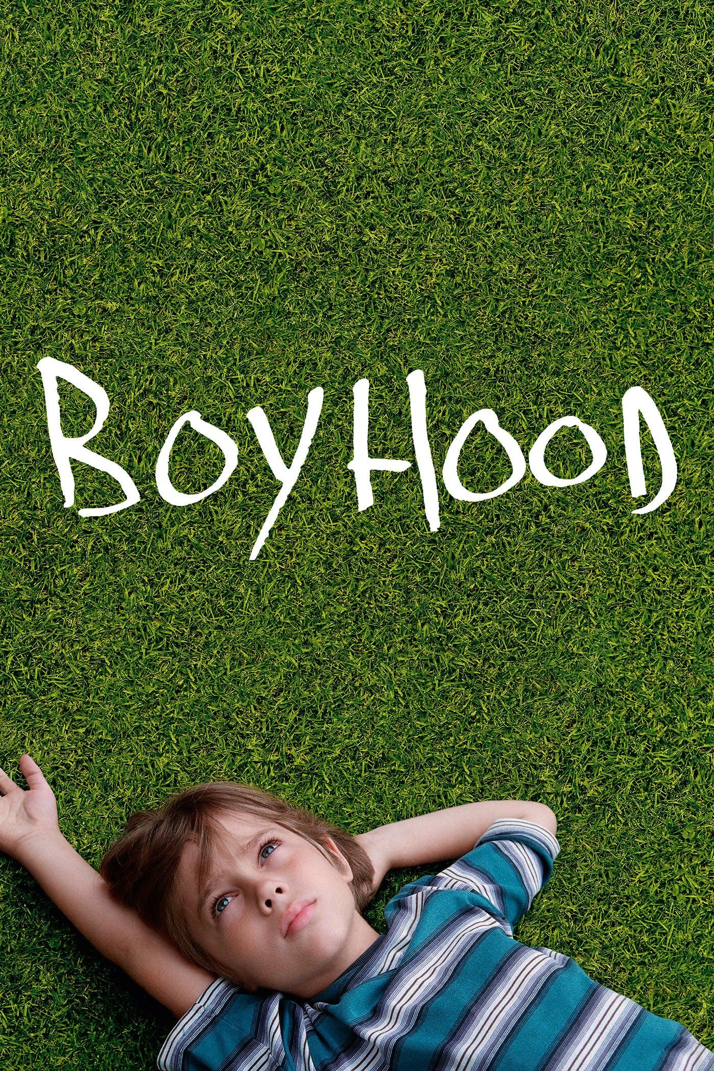 """Plakat von """"Boyhood"""""""