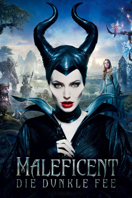 """Plakat von """"Maleficent - Die dunkle Fee"""""""
