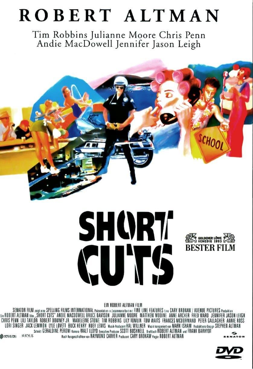 """Plakat von """"Short Cuts"""""""