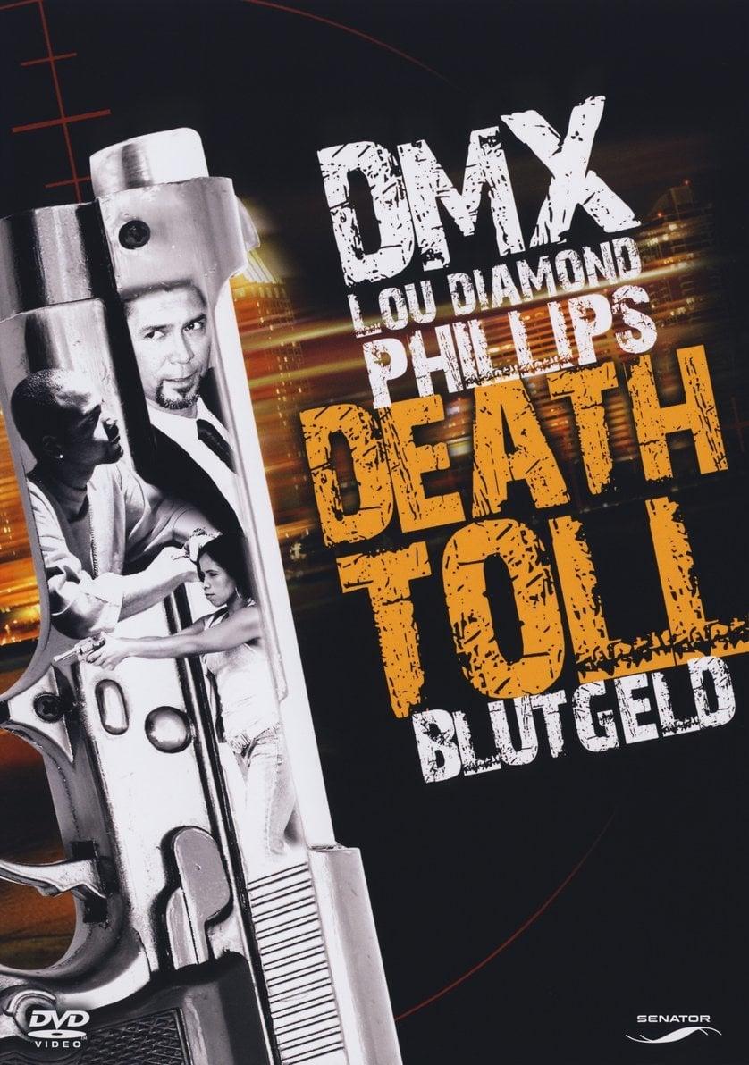 """Plakat von """"Death Toll"""""""