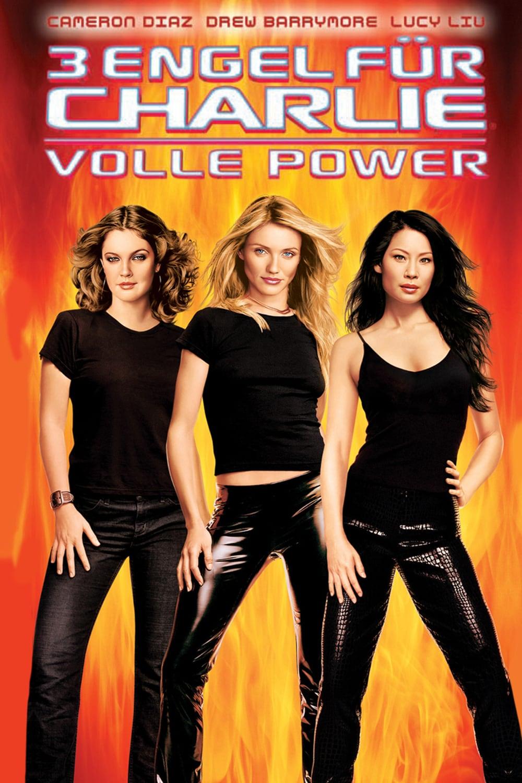 """Plakat von """"3 Engel für Charlie - Volle Power"""""""