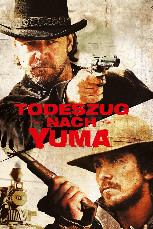 """Plakat von """"Todeszug nach Yuma"""""""