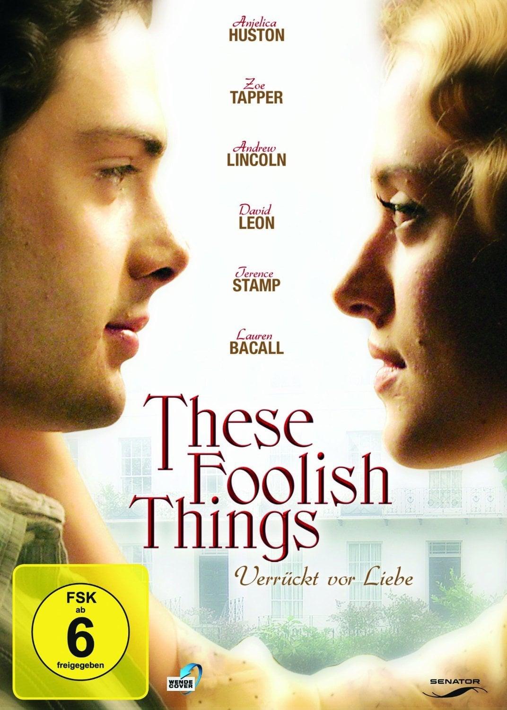 """Plakat von """"These Foolish Things - Verrückt vor Liebe"""""""
