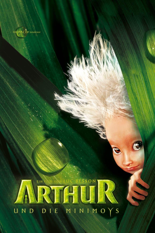 """Plakat von """"Arthur und die Minimoys"""""""