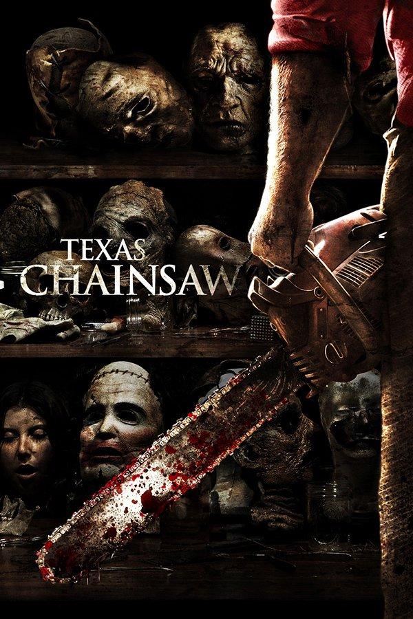 """Plakat von """"Texas Chainsaw 3D"""""""