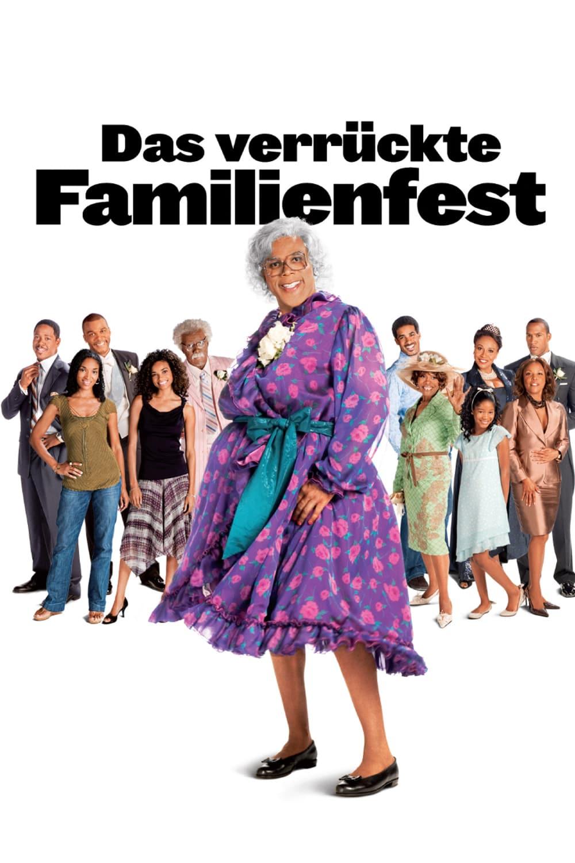 """Plakat von """"Das verrückte Familienfest"""""""