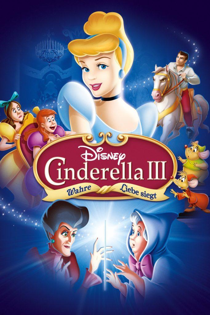 """Plakat von """"Cinderella - Wahre Liebe siegt"""""""