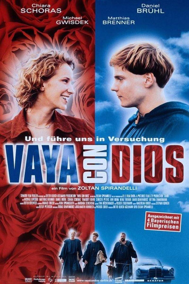 """Plakat von """"Vaya Con Dios - Und führe uns nicht in Versuchung"""""""