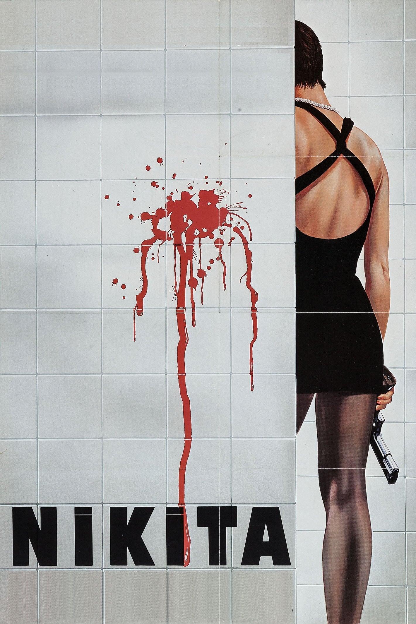 """Plakat von """"Nikita"""""""