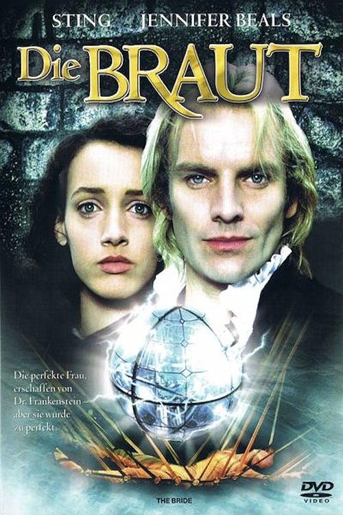 """Plakat von """"Die Braut"""""""