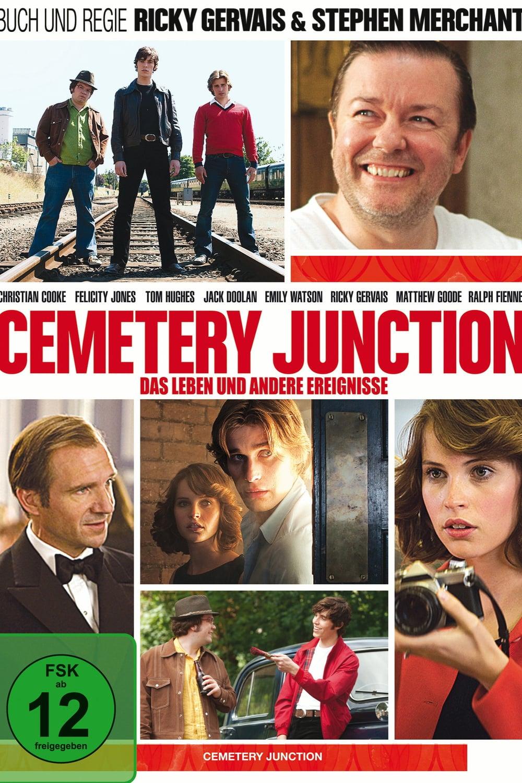 """Plakat von """"Cemetery Junction"""""""