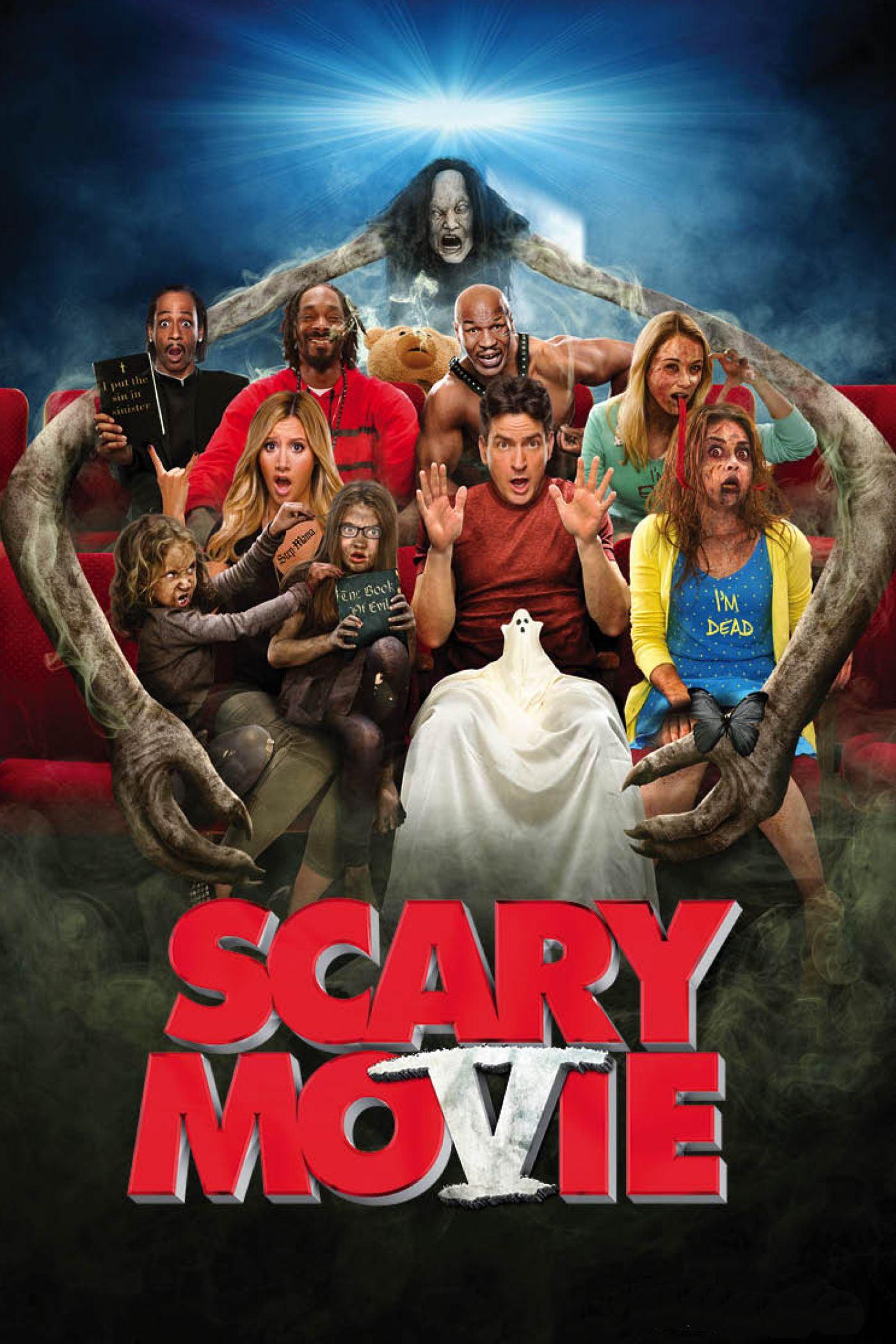 """Plakat von """"Scary Movie 5"""""""