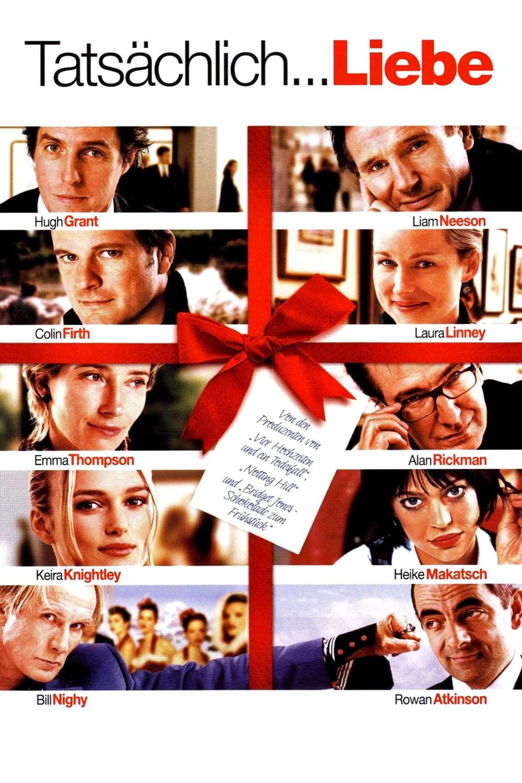 """Plakat von """"Tatsächlich... Liebe"""""""