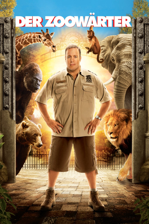 """Plakat von """"Der Zoowärter"""""""