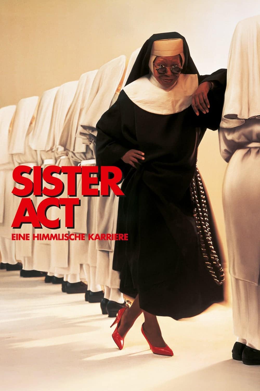 """Plakat von """"Sister Act - Eine himmlische Karriere"""""""