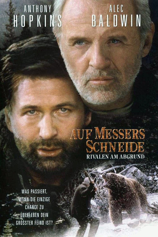 """Plakat von """"Auf Messers Schneide - Rivalen am Abgrund"""""""