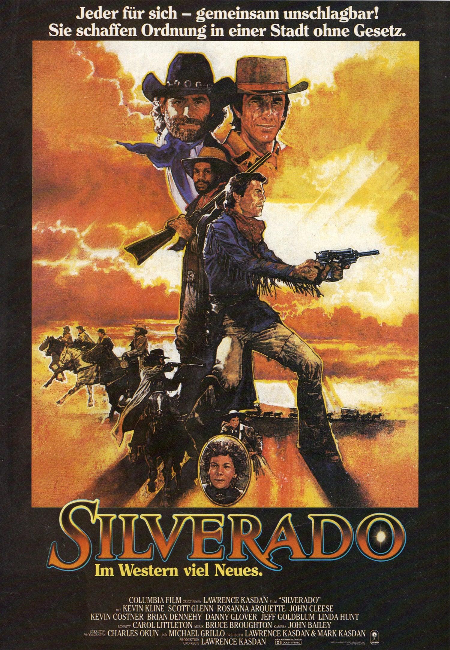 """Plakat von """"Silverado"""""""