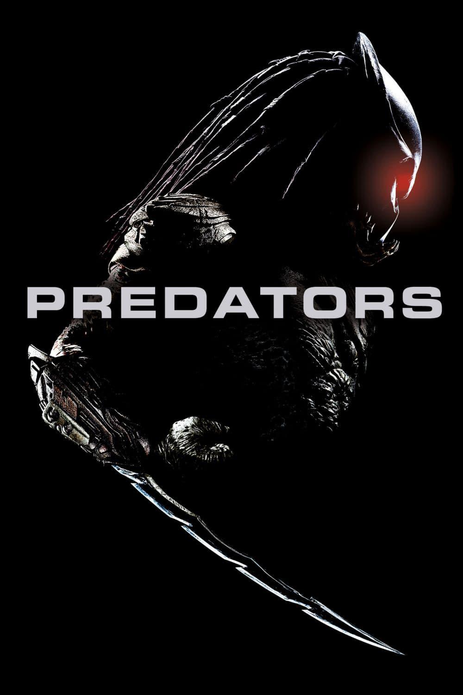 "Plakat von ""Predators"""