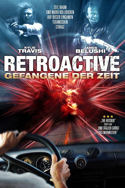 """Plakat von """"Retroactive - Gefangene der Zeit"""""""