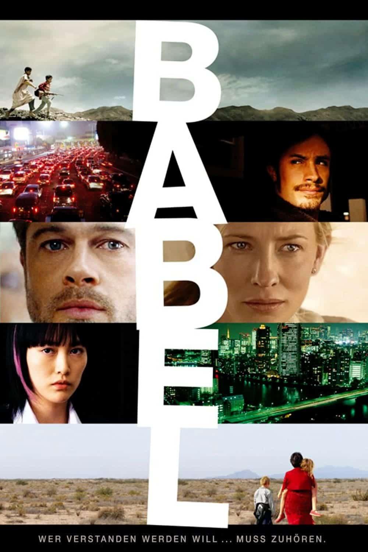 """Plakat von """"Babel"""""""