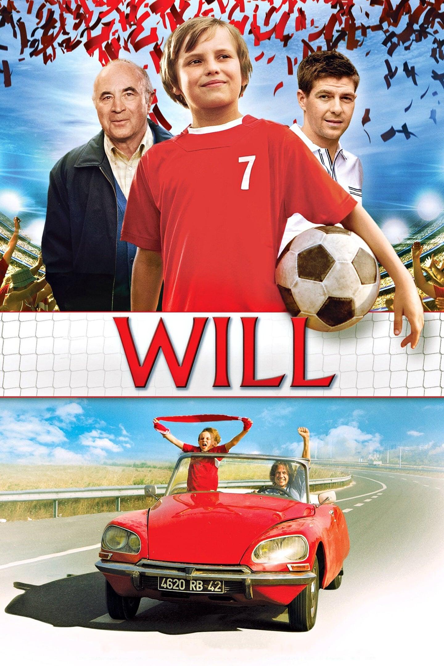 """Plakat von """"Will"""""""