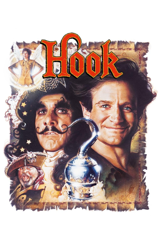 """Plakat von """"Hook"""""""