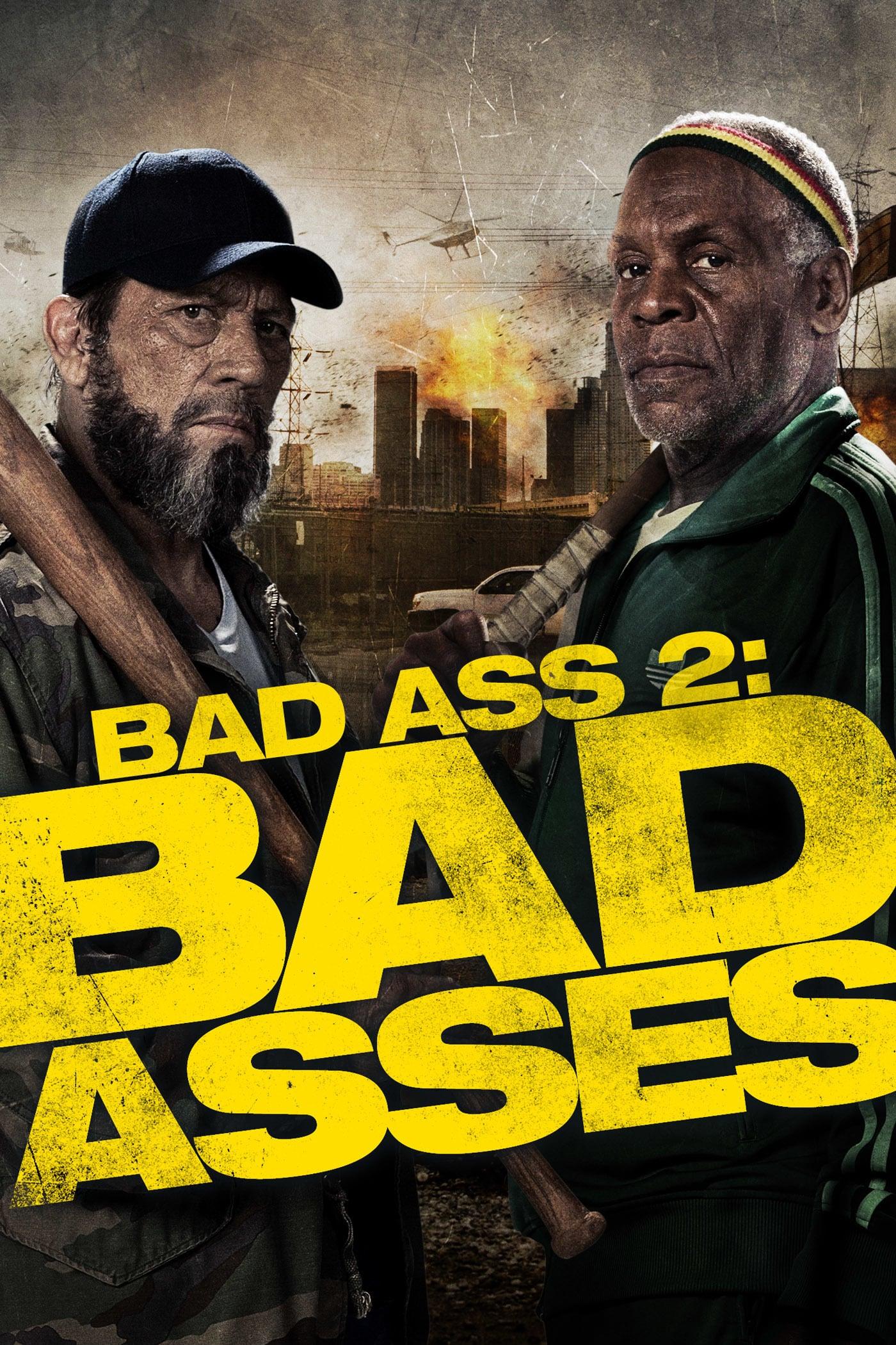 """Plakat von """"Bad Ass 2: Bad Asses"""""""