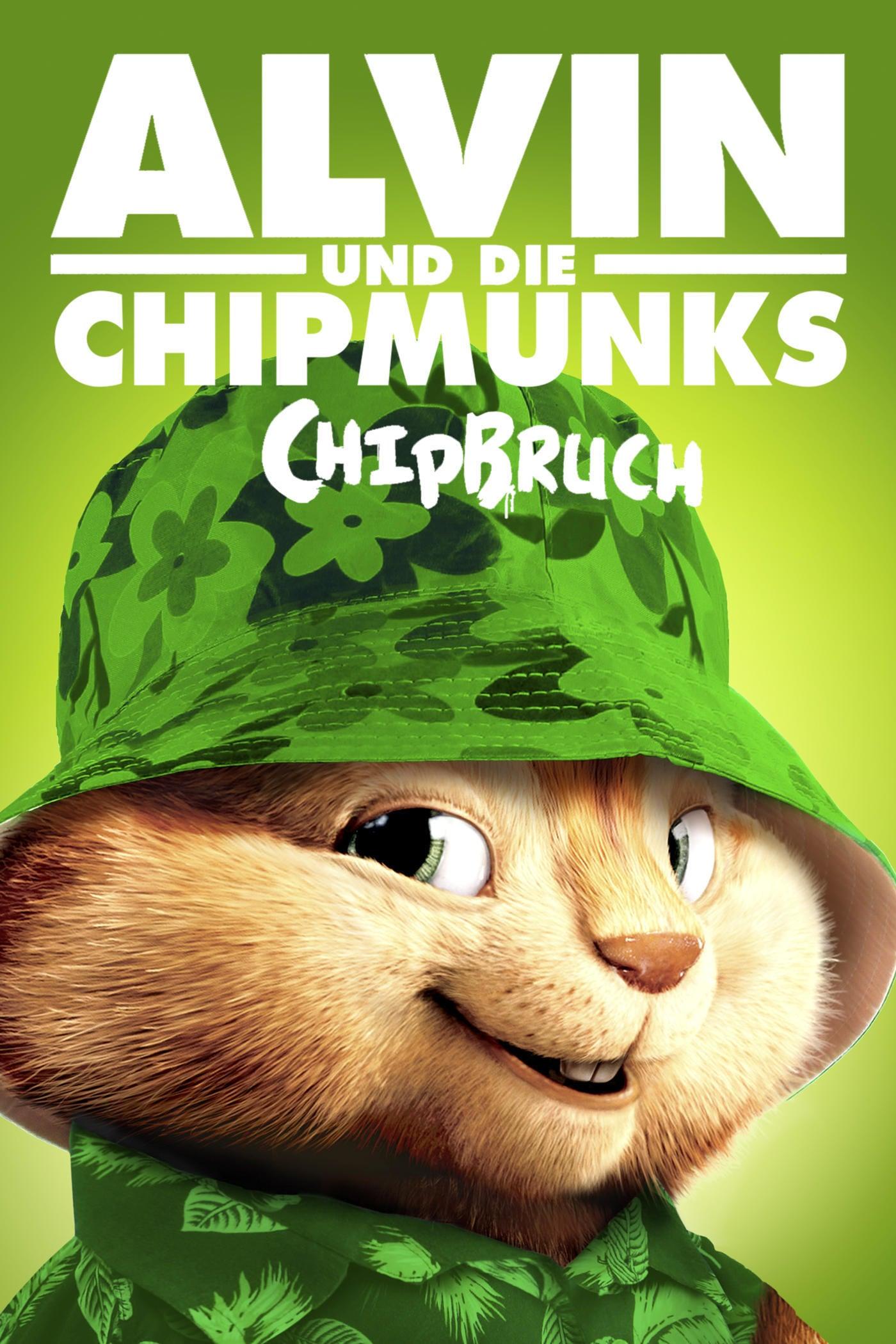 """Plakat von """"Alvin und die Chipmunks 3 - Chipbruch"""""""