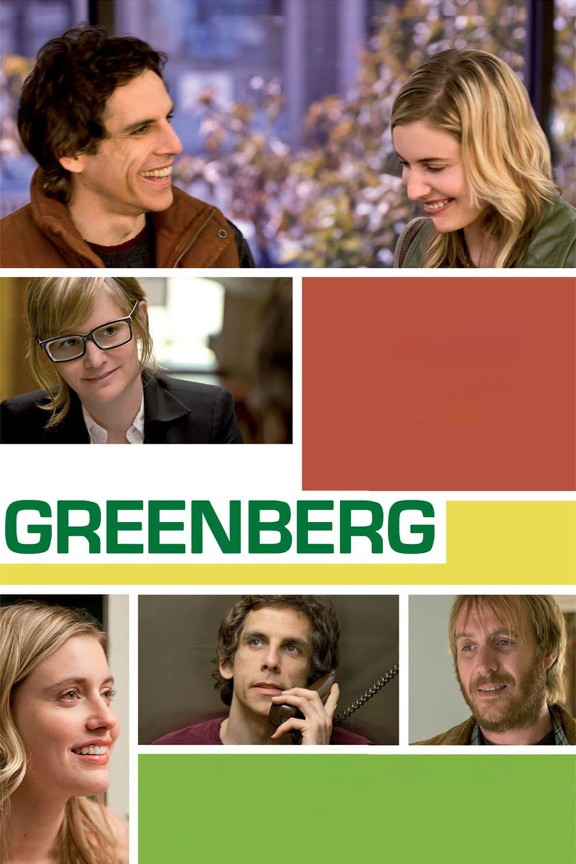 """Plakat von """"Greenberg"""""""