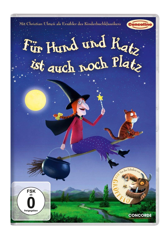 """Plakat von """"Für Hund und Katz ist auch noch Platz"""""""