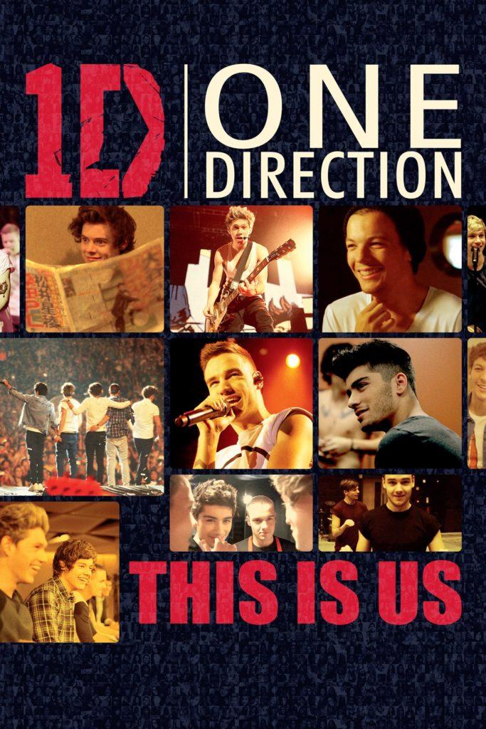 "Plakat von ""One Direction: This Is Us"""
