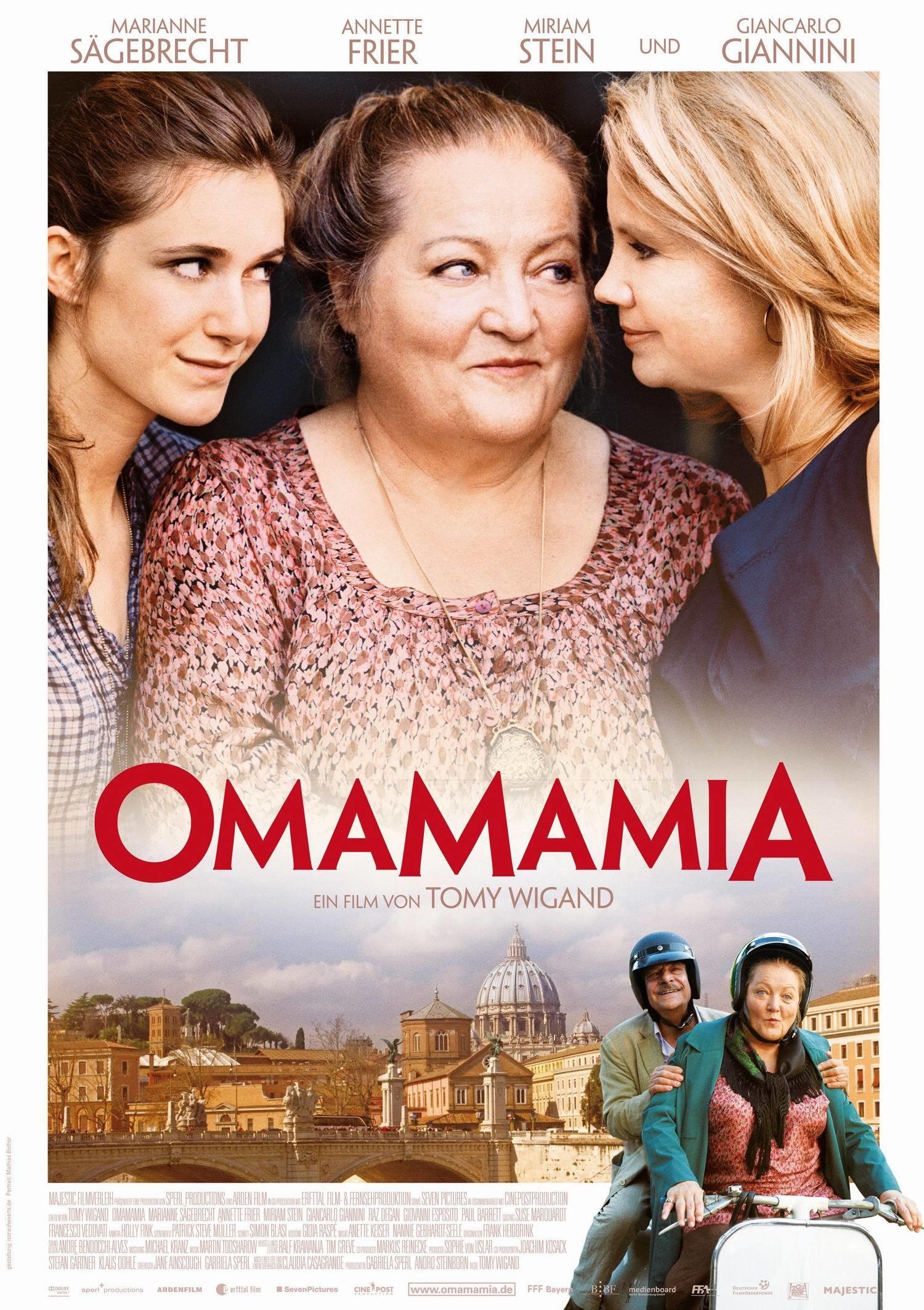 """Plakat von """"Omamamia"""""""