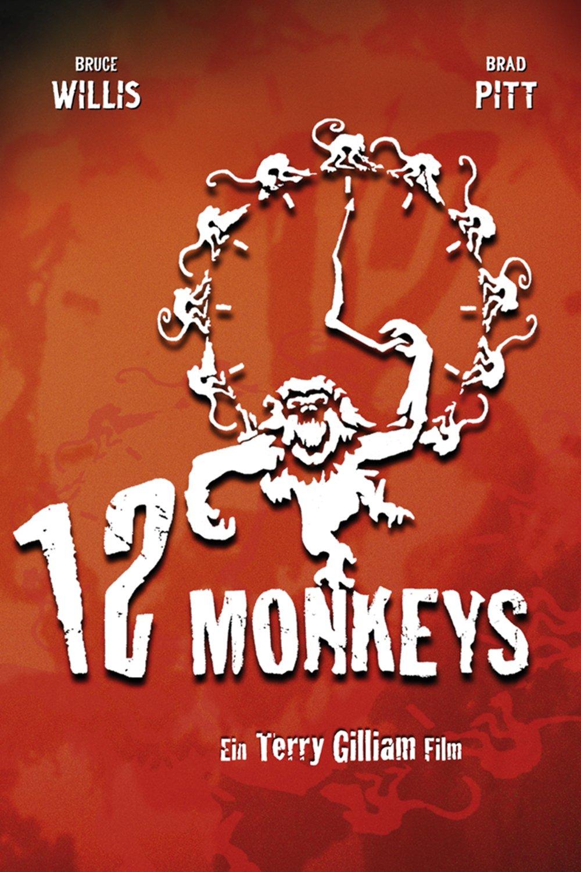 """Plakat von """"12 Monkeys"""""""