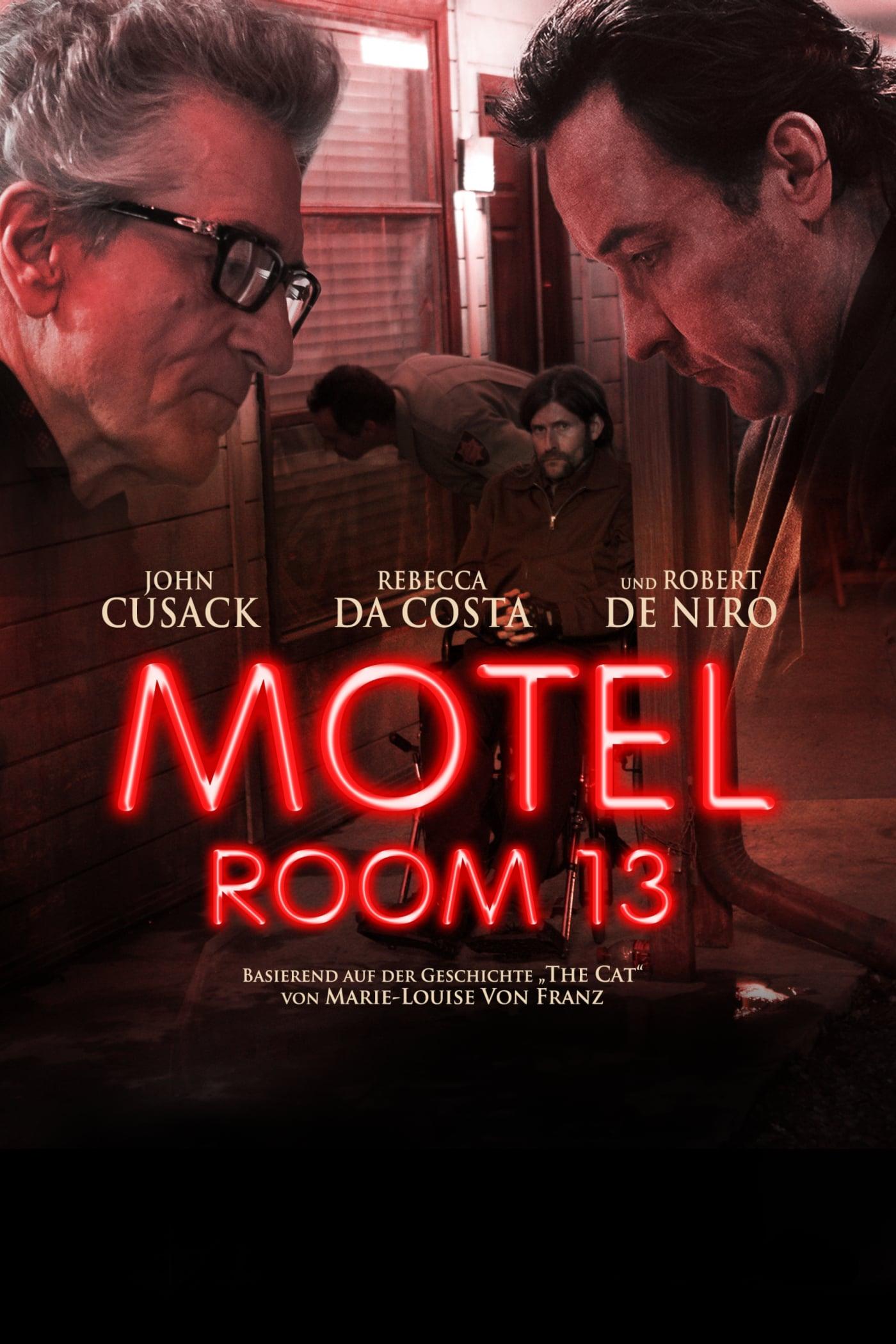 """Plakat von """"Motel Room 13"""""""